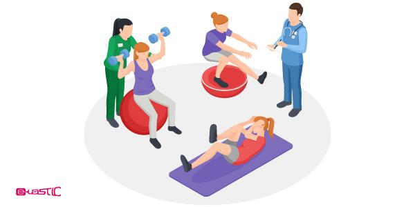 """Capa para o artigo """"Abandono do tratamento na fisioterapia: o que pode ser feito para evitar?"""""""